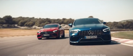 Mercedes AMG Life is a Race